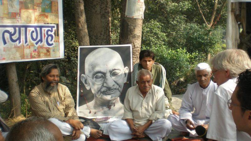 Yamuna Satyagraha: Campaign to Save a River