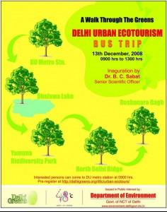 Delhi Urban Ecotourism ad