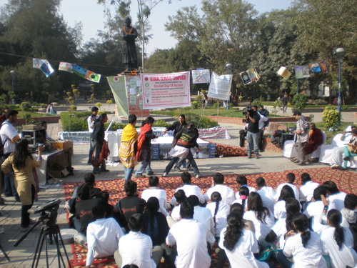 Play by the students of SES, DU