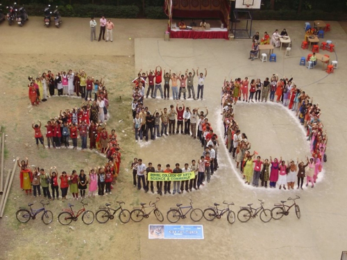350.org: Delhi Staff Annoucement!