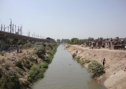 Western Yamuna Canal Delhi