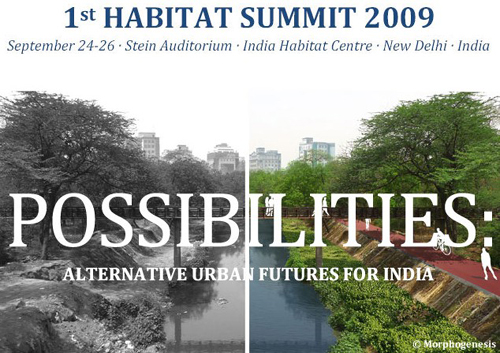 Fellowships Available: The 1st Habitat Summit 'Towards Alternative Urban Futures for India'