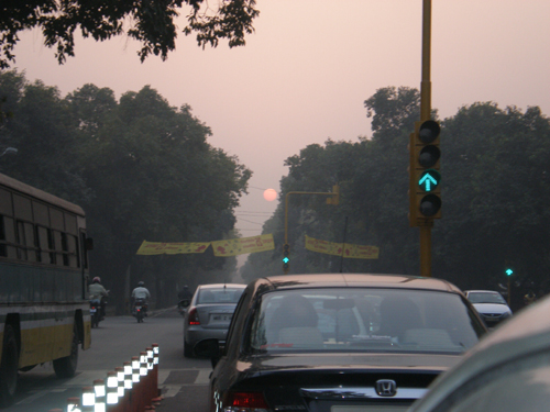 Go Green at KG Marg Delhi