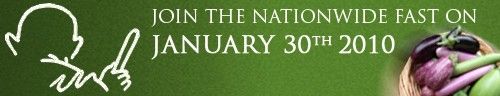 National Day of Fast on January 30th