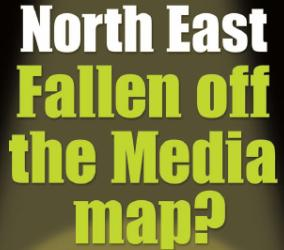 Media Dialogue Invite on North East: Fallen off the Media Map?