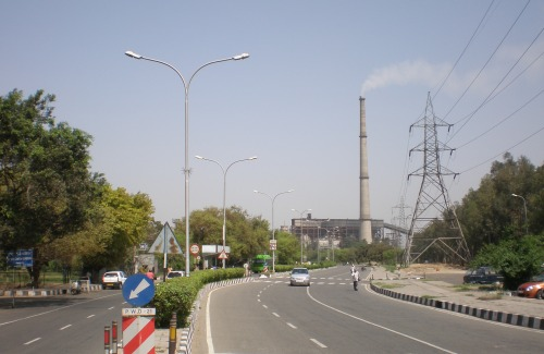 Rajghat Powerhouse Plant