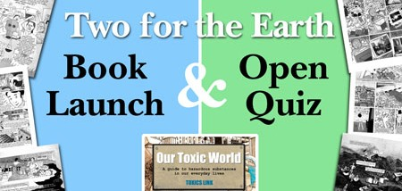 Invitation to Book Launch of Our Toxic World