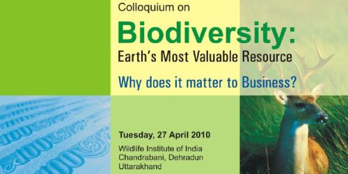 Colloquium on Biodiversity: Earth's Most Valuable Resource at WII, Dehradun