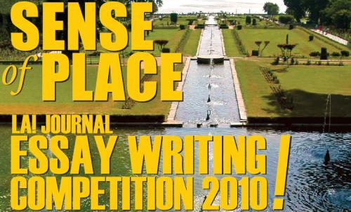 A Sense of Place: La Journal Essay Competition