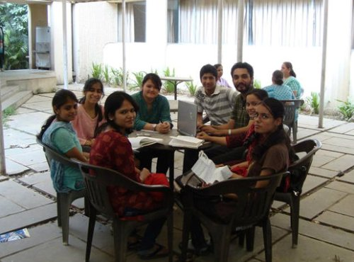 Volunteers at DYSoC 2010