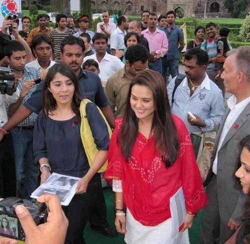 Prietya Zinta for the MDGs