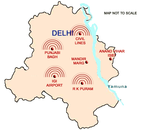 Now Online: Real Time Ambient Air Quality Data for Delhi