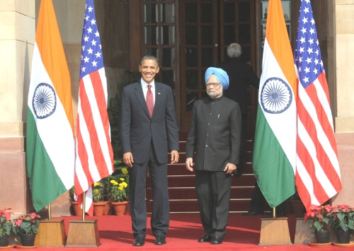 Obama's Visit to India Brings a Climate of Change