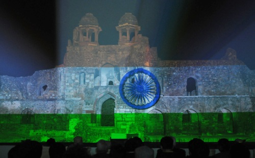 Ishq-e-Dilli Sound and Light Show