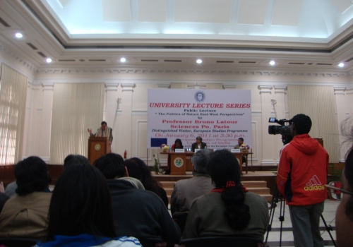 University of Delhi Lecture Series