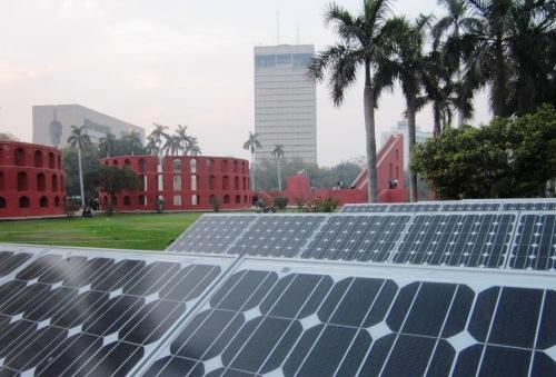 Jantar Mantar and Solar