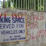 DDA parking anyone?