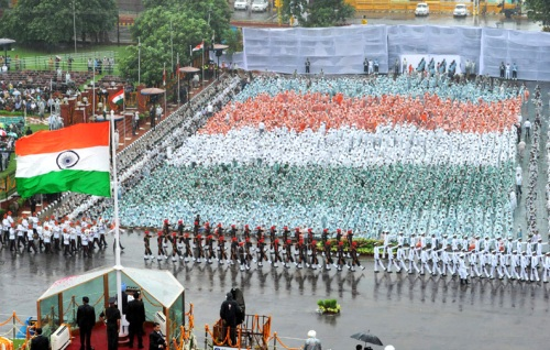 Delhi Greens Wishes Everyone a Happy 65th Independence Day!