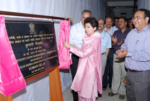 National Resource Centre on Urban Poverty, Slums and Housing Inaugurated in New Delhi