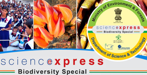Science Express Biodiversity Special to be Flagged Off on Environment Day