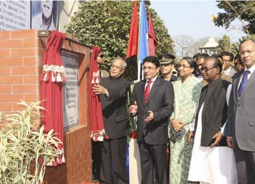 President-of-India-launches-waste-management-Bangladesh