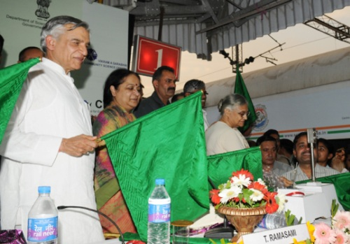 biodiversity express phase 2 launched