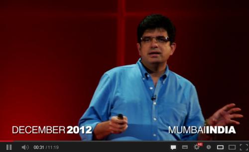 Christian Sarkar on TEDx