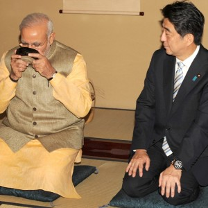 Making Culture Matter – Prime Minister Narendra Modi at a Tea Ceremony in Tokyo, Japan