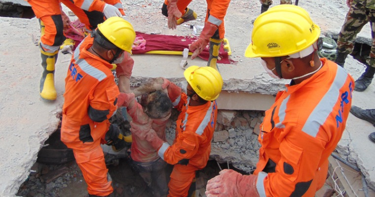 Nepal Earthquake Disaster: A Tragedy of Epic Proportion