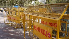 Maurice Nagar Police Station Goes Green on Environment Day