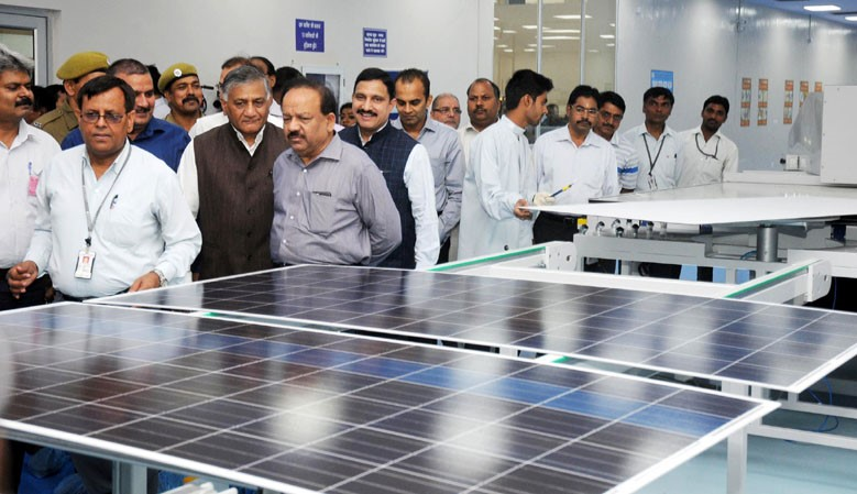 Making Solar Energy Production A Mass Movement in India