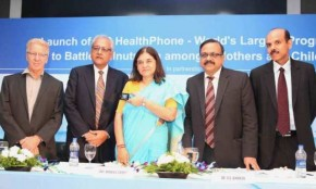 IAP HealthPhone, World's Largest Digital Mass Education Programme on Nutrition Launched