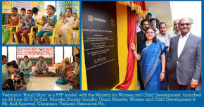 Vedanta Hosted Its First Sustainable Development Day on July 1 2015