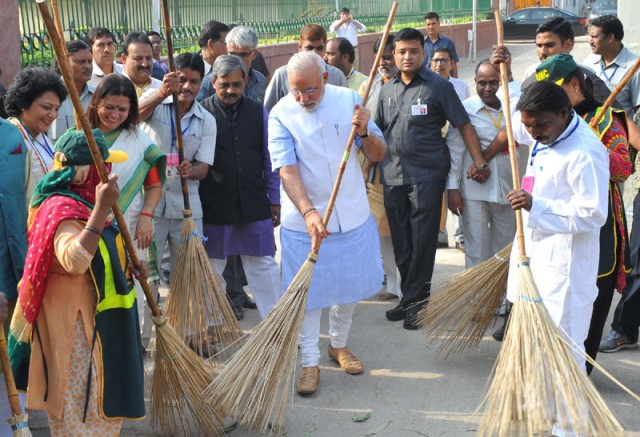 NDMC Ranks 16 in Swacch Bharat Ranking of 476 Cities