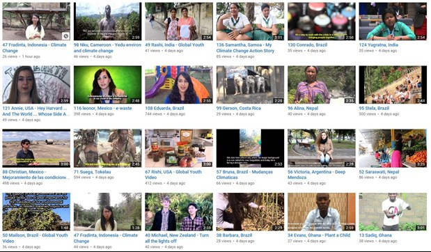 Help UNFCCC Choose Climate Video Competition Winner