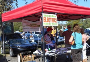 National Drive Electric Week Celebrated in Oklahoma, USA