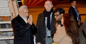 Prime Minister Narendra Modi Reaches Paris for COP21