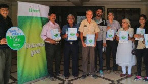 Fortis Hospital's Save Water Campaign Fixes Leaking Taps in Mumbai