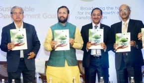 Environment Minister Releases Book on SD Goals