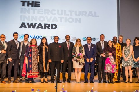 Routes 2 Roots Receives Intercultural Innovation Award