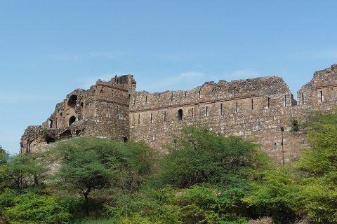New Building of National Museum of Natural History to Come Up Behind Purana Qila