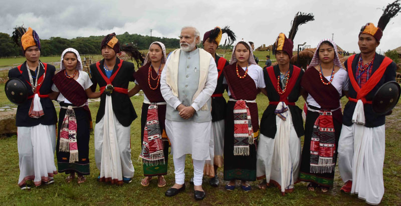 PM Celebrates Culture and Diversity of India at Meghalaya