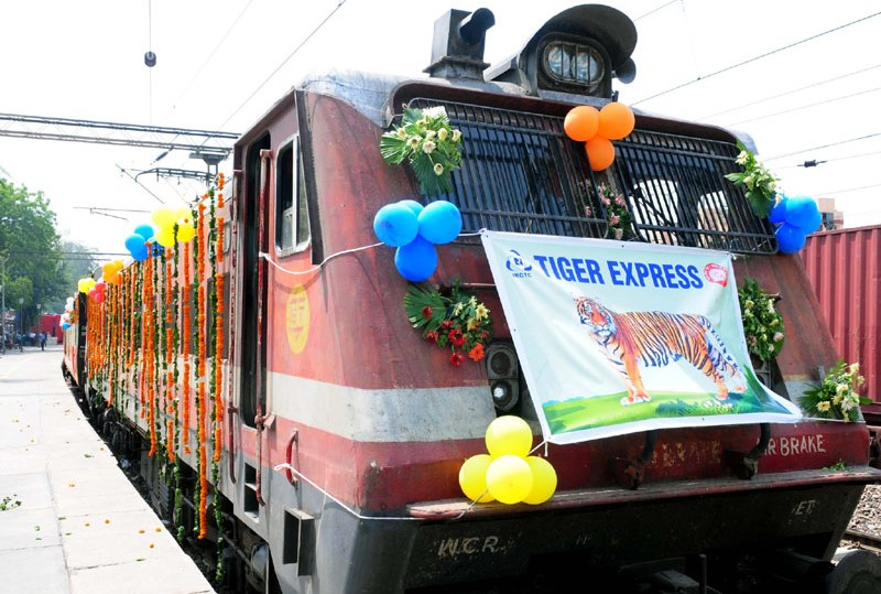 Next Vacation, Take the Tiger Express to India's Hinterland