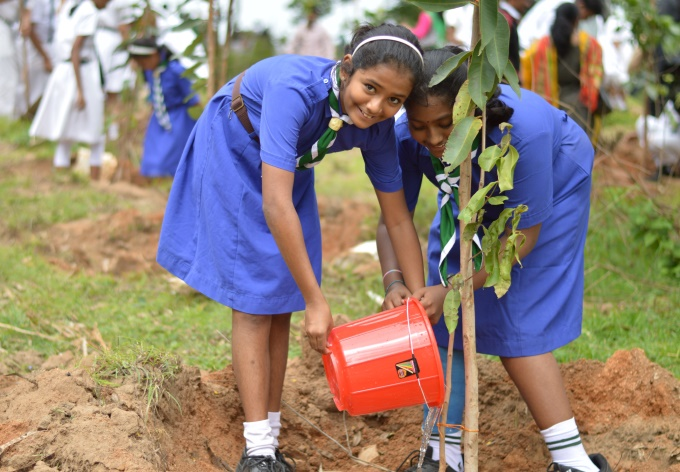 Toyota Kirloskar Motor Conducts Reforestation Drive at Bannerghatta NP
