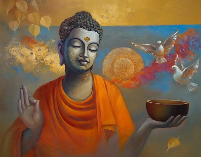 Buy Paintings – Modern Art and Buddha Paintings