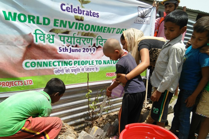 Emaar India Celebrates Environment Day at its Various Project Sites