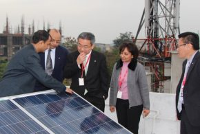 Interview with President-CEO Kazutada Kobayashi on CSR Initiatives of Canon India