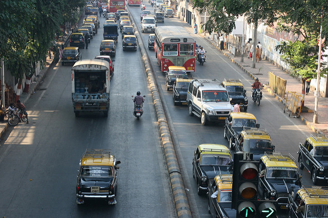 Mumbai Releases Road Safety Data Report for 2015-16