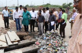Petition Committee Rebukes PWD Over False Claims of De-Silted Drains