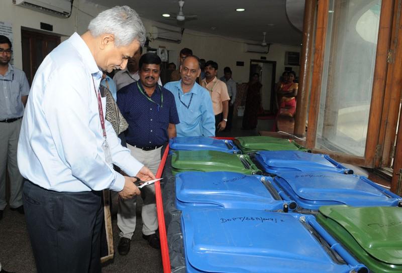 DoPT Conducts Swachhta Pakhwada, Promotes Waste Segregation